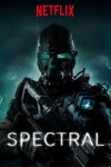 Spectral Movie Poster / Movie Info page