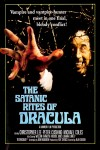 The Satanic Rites of Dracula Movie Poster / Movie Info page