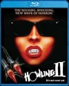 Howling II: ... Your Sister Is a Werewolf Movie Poster / Movie Info page