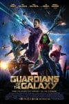 Guardians of the Galaxy Movie Poster / Movie Info page