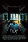 The Boy Movie Poster / Movie Info page