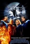 Fantastic 4: Rise of the Silver Surfer Movie Poster / Movie Info page