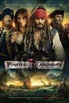Pirates of the Caribbean: On Stranger Tides Movie Poster / Movie Info page
