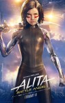 Alita: Battle Angel Movie Poster / Movie Info page