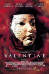 Valentine Movie Poster / Movie Info page
