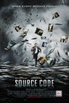 Source Code Movie Poster / Movie Info page