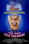 The Man with Two Brains Movie Poster / Movie Info page