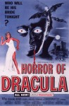 Horror of Dracula Movie Poster / Movie Info page