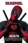 Deadpool Movie Poster / Movie Info page