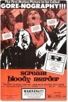 Scream Bloody Murder Movie Poster / Movie Info page