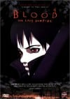 Blood: The Last Vampire Movie Poster / Movie Info page