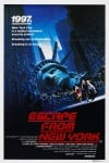 Escape from New York Movie Poster / Movie Info page