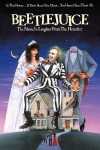 Beetlejuice Movie Poster / Movie Info page