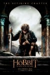The Hobbit: The Battle of the Five Armies Movie Poster / Movie Info page