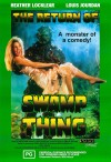 The Return of Swamp Thing 1989