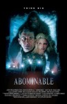 Abominable Movie Poster / Movie Info page