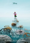 Alice Through the Looking Glass Movie Poster / Movie Info page