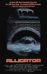 Alligator Movie Poster / Movie Info page