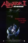 Alligator II: The Mutation Movie Poster / Movie Info page