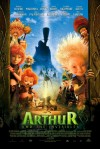 Arthur and the Invisibles Movie Poster / Movie Info page
