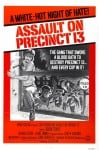 Assault on Precinct 13 Movie Poster / Movie Info page