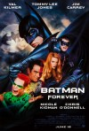 Batman Forever Movie Poster / Movie Info page