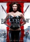 BloodRayne: The Third Reich Movie Poster / Movie Info page