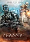 Chappie Movie Poster / Movie Info page