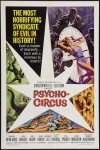 Circus of Fear Movie Poster / Movie Info page