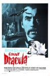 Count Dracula Movie Poster / Movie Info page