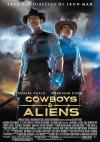 Cowboys & Aliens Movie Poster / Movie Info page