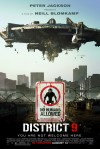 District 9 Movie Poster / Movie Info page