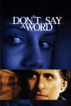 Don't Say a Word Movie Poster / Movie Info page