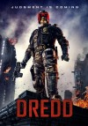 Dredd Movie Poster / Movie Info page