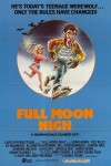 Full Moon High poster