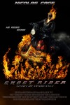 Ghost Rider: Spirit of Vengeance Movie Poster / Movie Info page