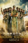Gods of Egypt Movie Poster / Movie Info page
