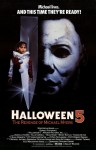 Halloween 5 Movie Poster / Movie Info page