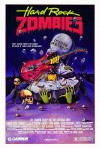 Hard Rock Zombies Movie Poster / Movie Info page