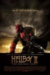 Hellboy II: The Golden Army Movie Poster / Movie Info page