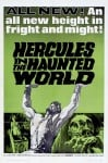 Hercules in the Haunted World Movie Poster / Movie Info page