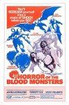 Horror of the Blood Monsters poster