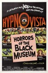 Horrors of the Black Museum Movie Poster / Movie Info page