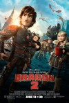 How to Train Your Dragon 2 Movie Poster / Movie Info page