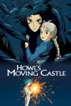 Howl's Moving Castle Movie Poster / Movie Info page