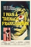 I Was a Teenage Frankenstein 1957