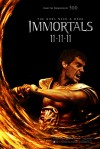 Immortals Movie Poster / Movie Info page