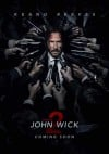 John Wick: Chapter 2 Movie Poster / Movie Info page