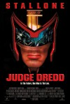 Judge Dredd Movie Poster / Movie Info page