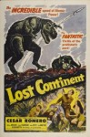 Lost Continent 1951